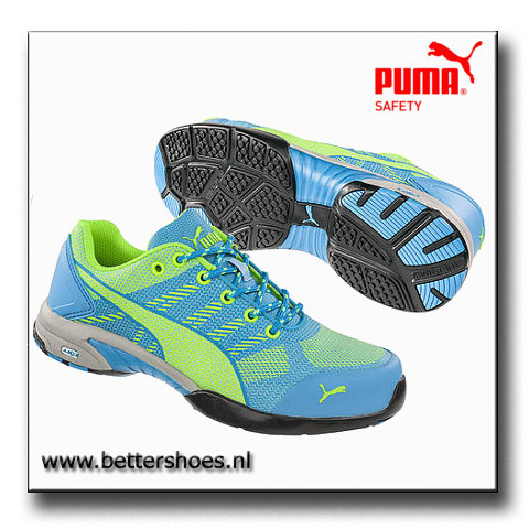 3ebe8a638517 Shoe PUMA Celerity Knit Blue S1P HRO SRC
